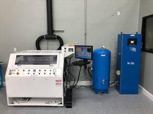 Nitrogen-Generator-Electronics